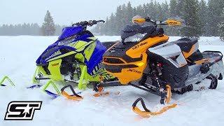 5. 2019 4-Stroke Turbo Comparison: Yamaha VS Ski-Doo