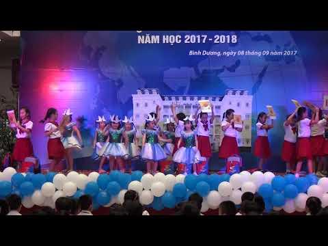 """Lễ hội Khai Trường Năm học 2017-2018 """"Vui Đến Trường"""""""
