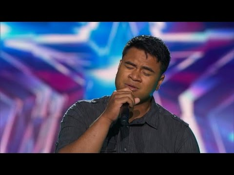 America's Got Talent S09E09 Judgment Week Male Singing Acts Paul Ieti