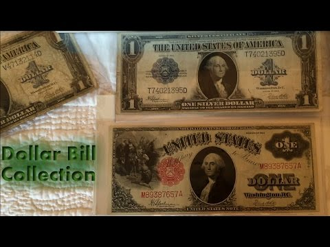 Best United States Dollar Bill Collection