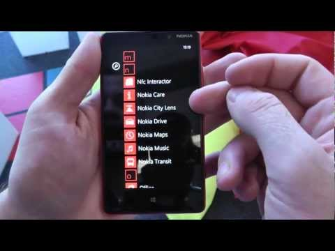 Nokia Lumia 820 Hands-On Video Emerges