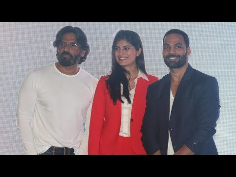 Collaboration Announcement Of Squats Online Fitness Community With Sunil Shetty