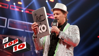 Top 10 Raw moments 13th Feb 2017