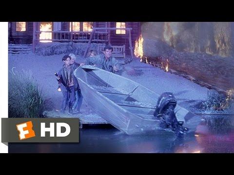 Dante's Peak (6/10) Movie CLIP - Row Your Boat (1997) HD