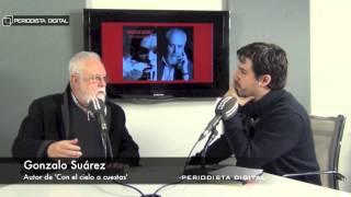 Gonzalo Suárez, autor de 'Con el cielo a cuestas'. 20-5-2015