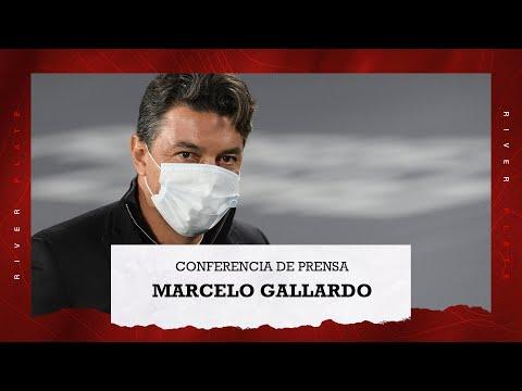 Marcelo Gallardo en conferencia de prensa (5/9/2021)