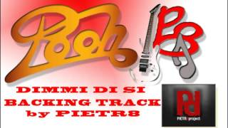 Dimmi di si -BACKING TRACK guitar by Pietr8