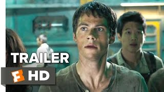 Nonton Maze Runner: The Scorch Trials Official Trailer #2 (2015) - Dylan O'Brien Sci-Fi Adventure HD Film Subtitle Indonesia Streaming Movie Download