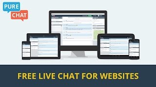 Pure Chat - Customer Live Chat YouTube video