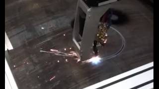 Jun 2, 2015 ... 5-axis portable CNC cutting and welding machine ... How to: DIY Arduino CNC nRouter Cutter Welder (Part 4: Lead screws and Motors)...
