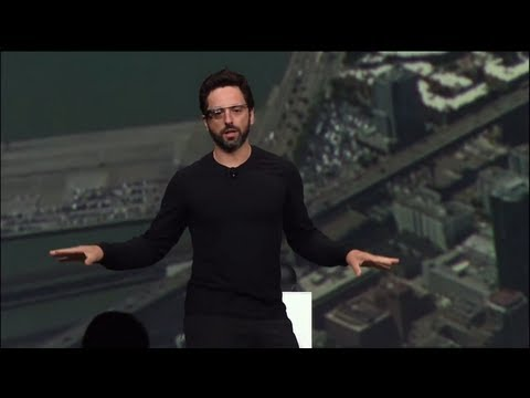 Image of Project Glass: Live Demo At Google I/O 2012 Conference (Demo Video)