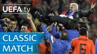 2007 Netherlands v England Under-21s: Classic match