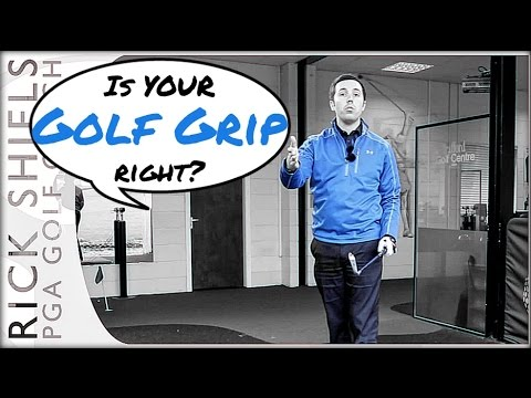 Is YOUR Golf Grip Right?
