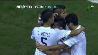 Este es el segundo penal para el equipo mexicano, lo marca Andrés Guardado que al principio notaba desconfianza entre el mismo. El gol que nos regala la victoria para avanzar a la última fase de la copa oro 2015
