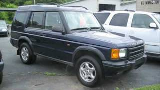 2000 Land Rover Discovery Start Up, Engine, And In Depth Tour