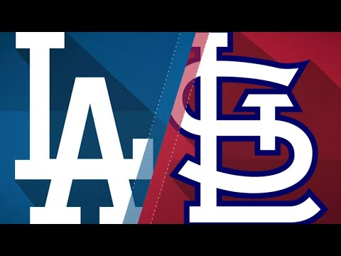Relentless offense leads Dodgers to victory: 9/13/18