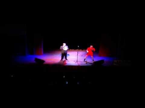 Kabaret ZaMówiony - Boxer