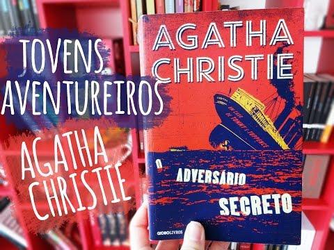 O ADVERSÁRIO SECRETO, de Agatha Christie (Livro 2) | BOOK ADDICT