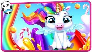 Video My Baby Unicorn - Virtual Pony Pet Care & Dress Up Games for Kids and Children MP3, 3GP, MP4, WEBM, AVI, FLV Juni 2019