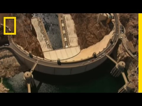 DAM - What was once the pinnacle of engineering technology is now dated -- so we're reinventing the Hoover Dam.