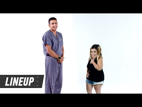 A Plastic Surgeon Guesses Who's Had Plastic Surgery | Lineup | Cut