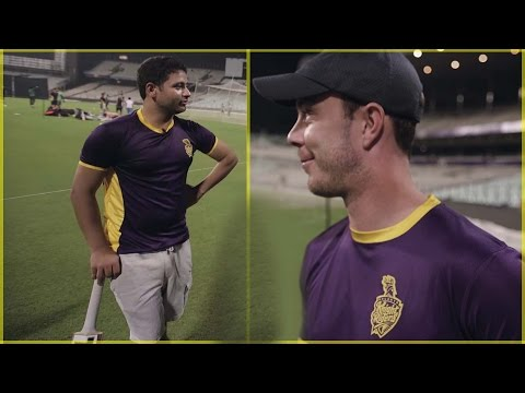 KKR Ka Boss Kaun | Episode 1 | Chris Lynn vs Piyush Chawla | Living on the Edge