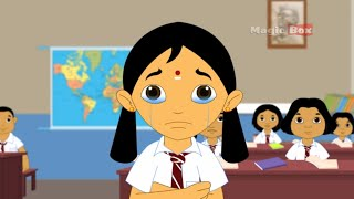 Avvaiyar Aathichchudi Kathaigal - 12 Aouviyum Phesal - Avvaiyar Aathichchudi Kathaigal - Animated /