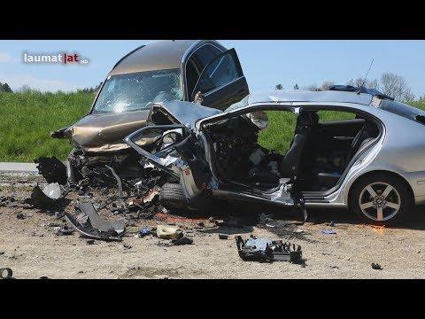 Zwei Tote bei schwerem Verkehrsunfall in Andrichsfurt
