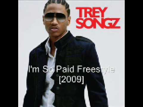 Trey Songz - I'm So Paid Freestyle [2009]
