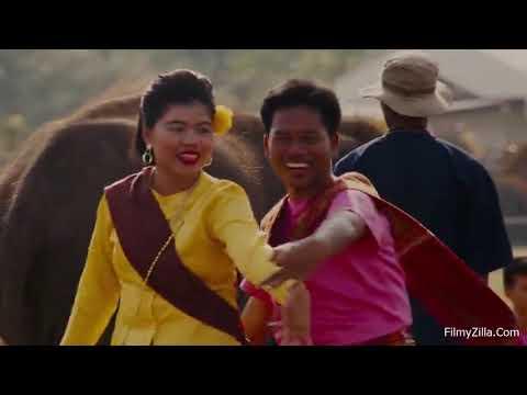 Hathi Mera shati chiness Hindi dubbed movie  Tony jaa