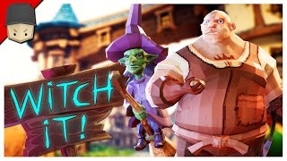 Witch It - Prop Hunt Gone Witch Hunt! (Witch It Gameplay BETA)