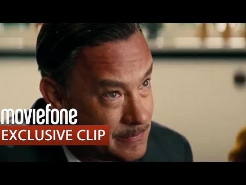 Saving Mr. Banks Featurette 'The Cast'