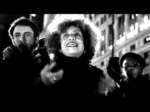 Angela Davis at Occupy Wall Street