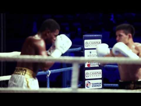 'Астана Арланс' представил фильм 'Битва чемпионов' о встрече с 'Куба Домадорес'