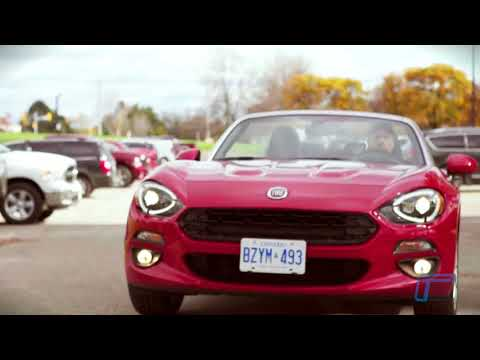 2017 Fiat 124 Spider Lusso Review - Part 1