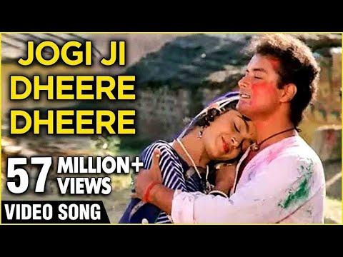 Video Jogi Ji Dheere Dheere - Hemlata Hit Songs - Best Of Ravindra Jain Songs download in MP3, 3GP, MP4, WEBM, AVI, FLV January 2017