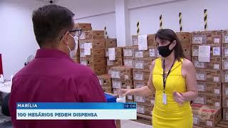 Justiça eleitoral tem dificuldade para recrutar mesários em Marília
