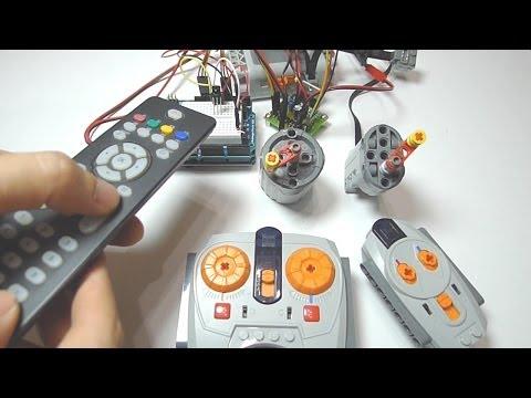 Infrared Tutorial on Arduino Robo India