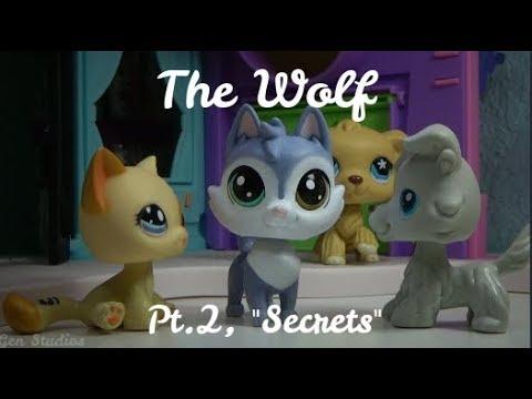 """☆LPS: The Wolf {Short Series} Pt. 2 """"Secrets""""☆"""