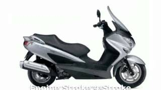 5. 2014 Suzuki Burgman 200 ABS Features & Walkaround - cherirada