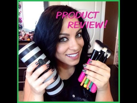 bh cosmetics - Hello! :-) Thanks for watching my PRODUCT REVIEW on the POP ART Brushes from BH Cosmetics ( I think I am a brush hoarder! hehe). *Thumbs Up* for reviews and ...