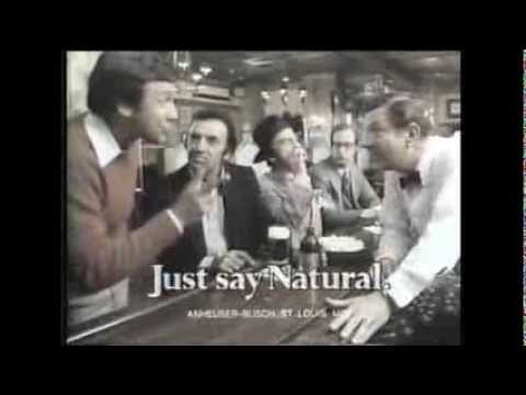 Natural Light Beer Commercial With Raymond J. Johnson, Jr.