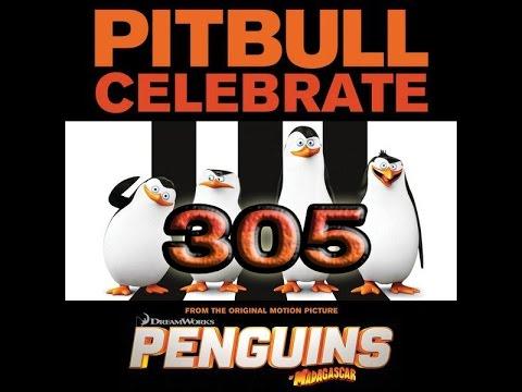 Pitbull será el encargado de poner a bailar a los 'Pingüinos de Madagascar'