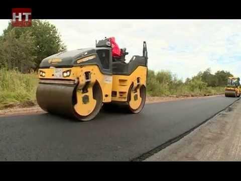 План ремонта дорожных работ в регионе выполнен более чем наполовину