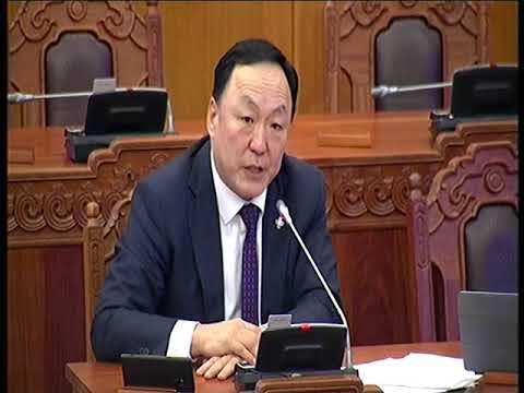 """""""Монгол Улсын эдийн засаг, нийгмийг 2020 онд хөгжүүлэх үндсэн чиглэл""""-батлах тухай тогтоолын төслийг дэмжив"""