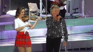 Rod Stewart Rhythm Of My Heart 2018