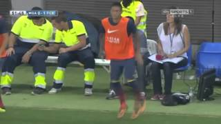 Todo lo mejor de Neymar Jr jugadas, Goles, etc.