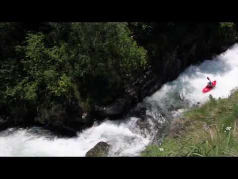 Spanish Pyrenees white water kayaking Casper van Kalmthout 2013