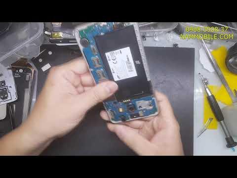 Samsung J7 2016 J710 sạc không vào pin thay chân sạc