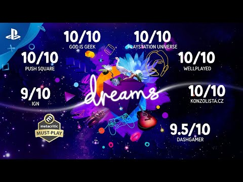 Dreams PS4 Spielsoftware